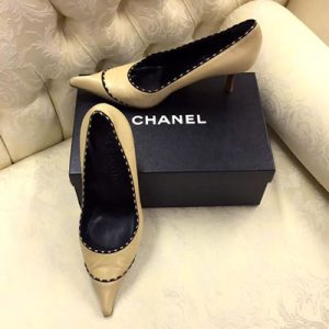 Chanel shoes at Butterflies