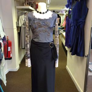 ballgowns and evening wear at butterflies northampton